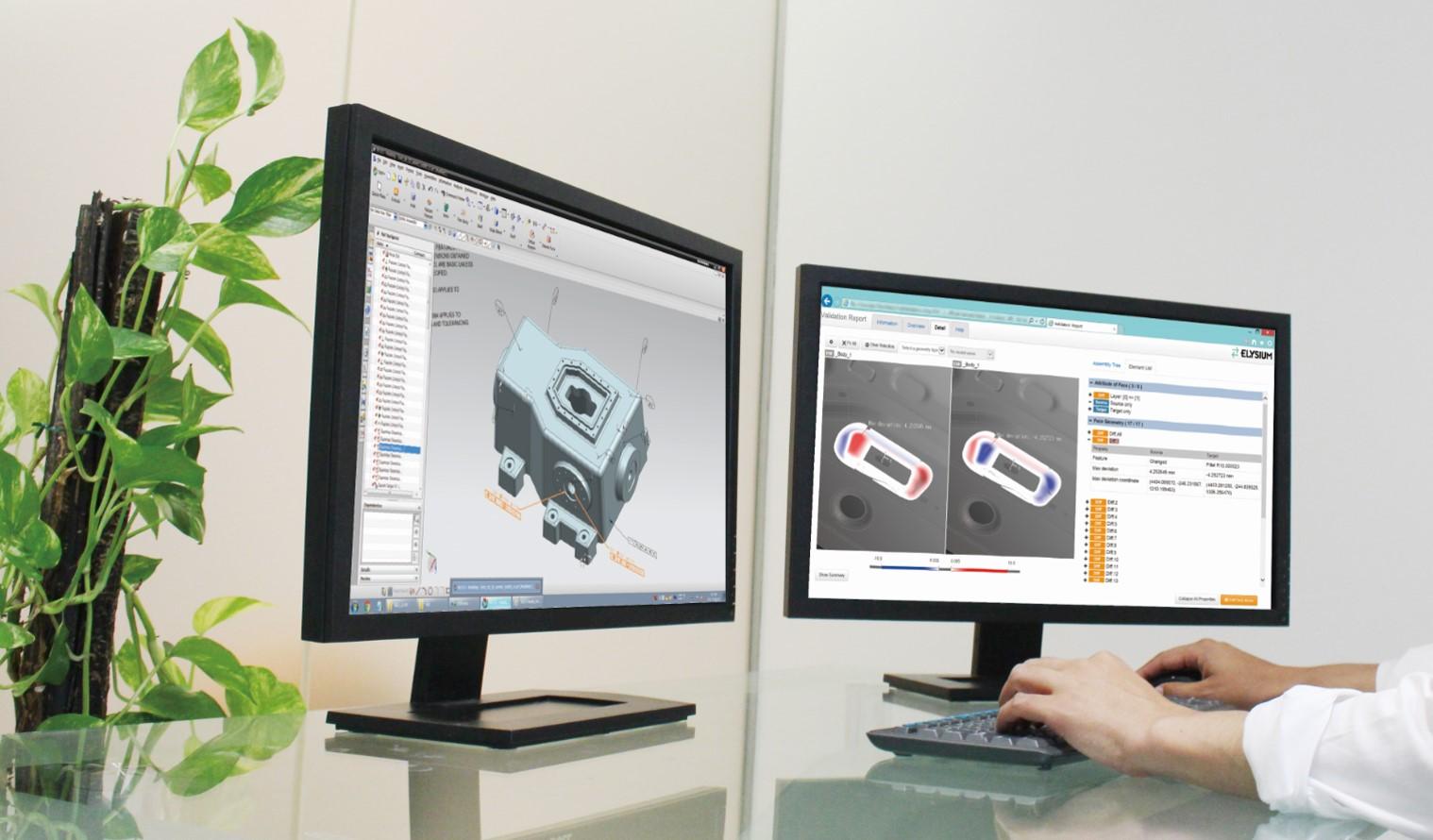 Automatisierte Validierung von 3D-Geometrie und semantischen PMI ...