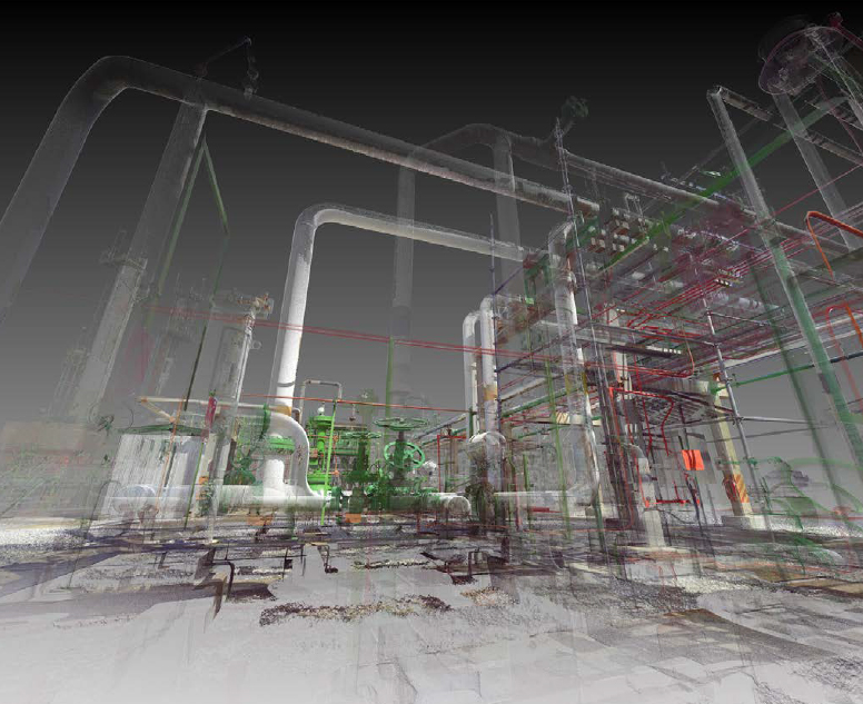 Empower Engineering with Infinite Point Cloud | InfiPoints