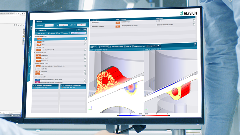 CAD Translation, Validation, Simplification, All in Your