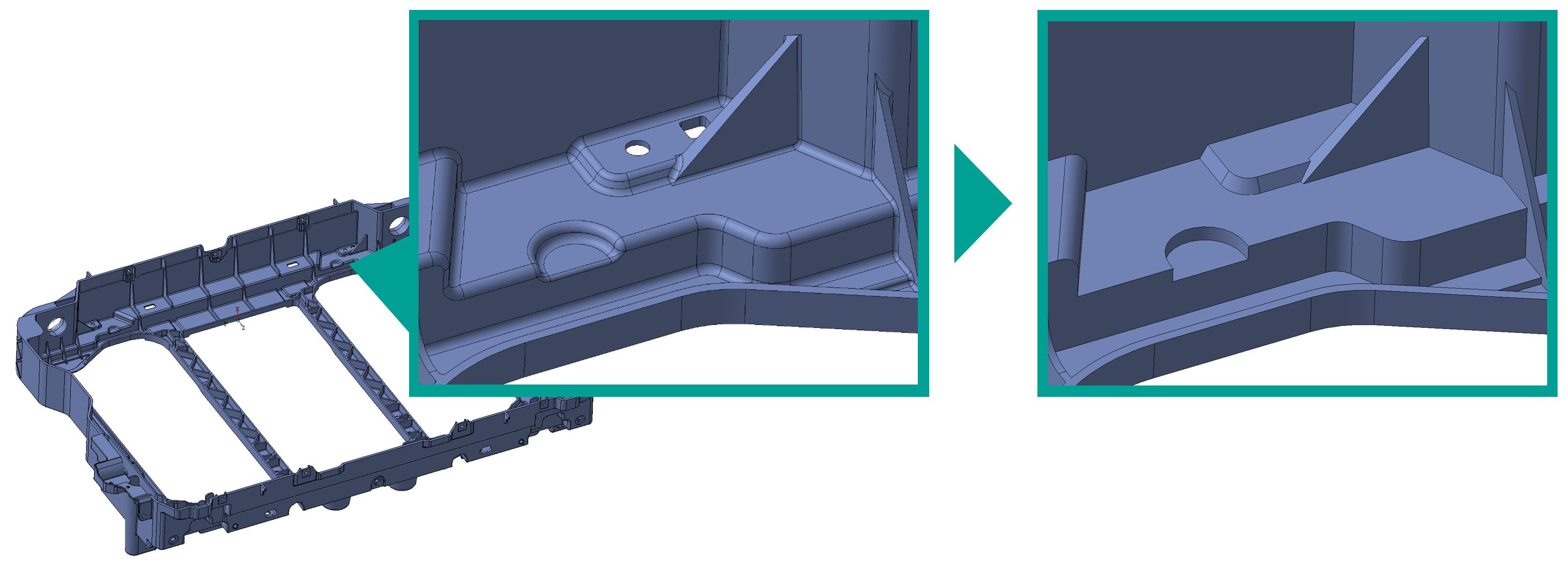 Simplify Your 3D Models – Collaborative Engineering Based on