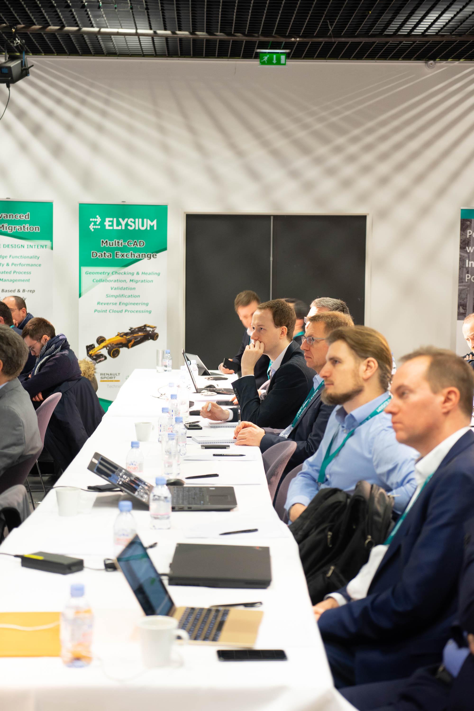 Elysium European Summit 2019