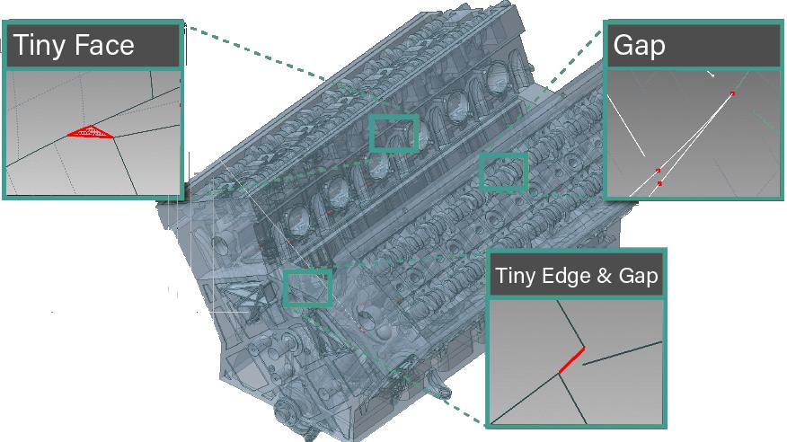CADモデルの不具合検出・修正